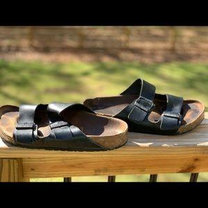 Birkenstock's men's sandals